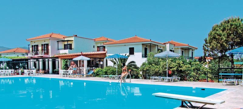 Hotel Pela - Skala Kallonis - Lesbos